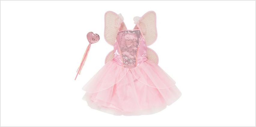 Fairy Dress with Wings and Wand | fancy dress costumes | ELC from Early Learning Center