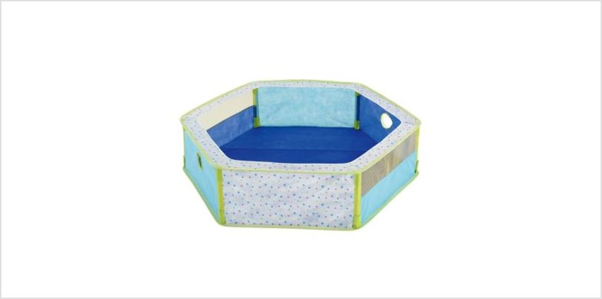 Hexagon Ball Pit | paddling pools | ELC from Early Learning Center
