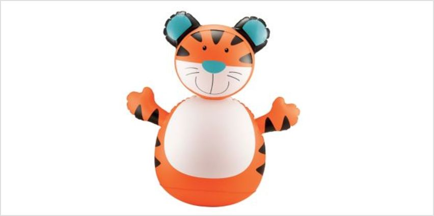 Bounce Back Tiger | my first toys | ELC from Early Learning Center