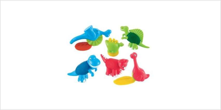 Soft Stuff Dino Set   ELC from Early Learning Center