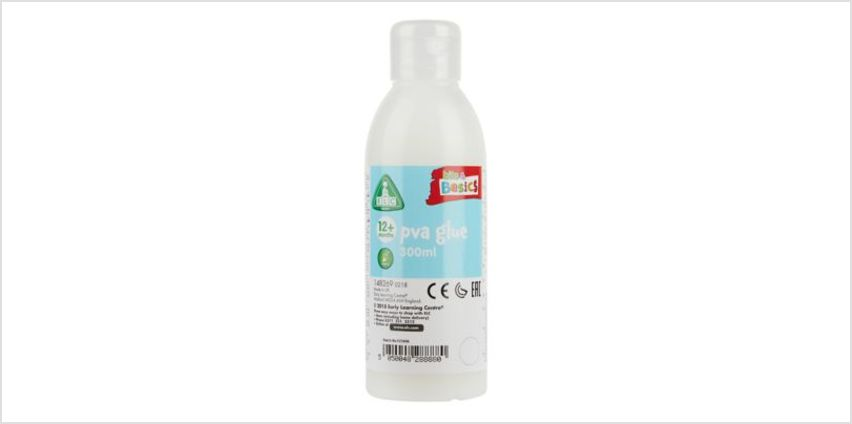 Washable PVA Glue - 300ml | art essentials | ELC from Early Learning Center