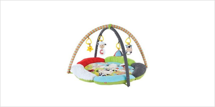 Blossom Farm Flower Playmat | baby gyms & playmats | ELC from Early Learning Center