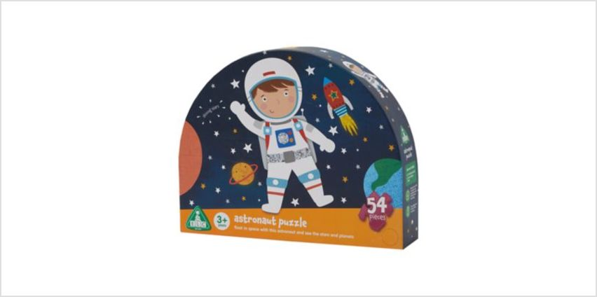 Astronaut Puzzle | children's jigsaws & puzzles | ELC from Early Learning Center