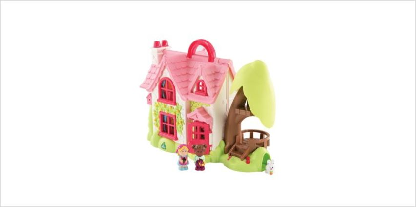 Happyland Cherry Lane Cottage | playsets | ELC from Early Learning Center