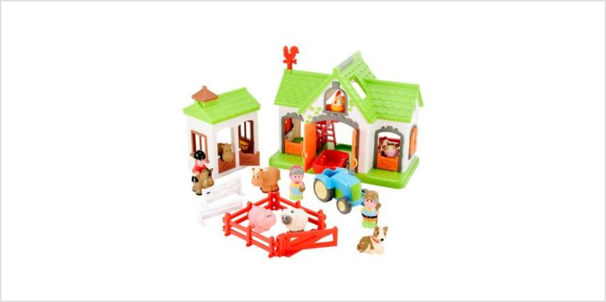 Happyland Farm | playsets | ELC from Early Learning Center