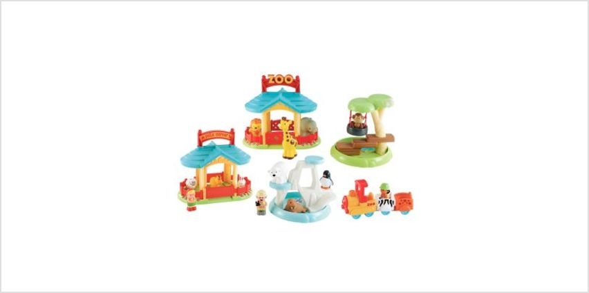 Happyland Zoo | playsets | ELC from Early Learning Center