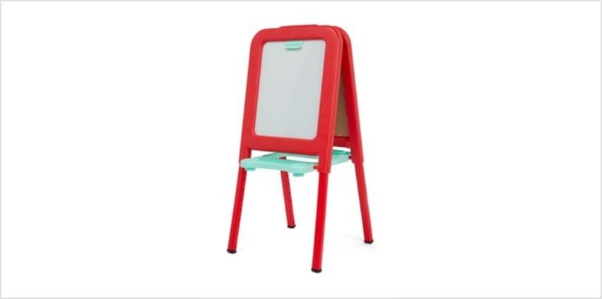 Extendable Double-Sided Easel | ELC from Early Learning Center