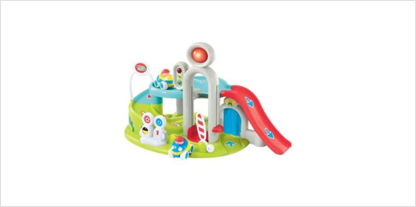 Whizz World Lights and Sounds Garage | vehicles | ELC from Early Learning Center