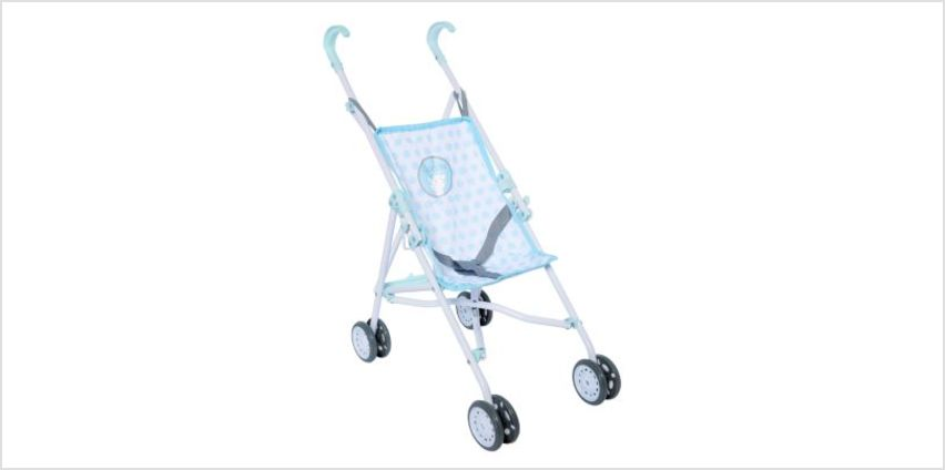 Cupcake Dolly Stroller - Blue | dolls accessories & prams | ELC from Early Learning Center