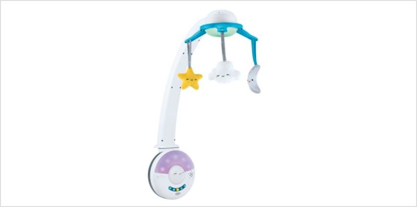 Little Senses Dreamy Glow Mobile | sensory baby toys | ELC from Early Learning Center