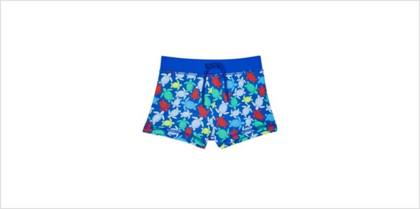 turtle trunkie swim shorts from Mothercare