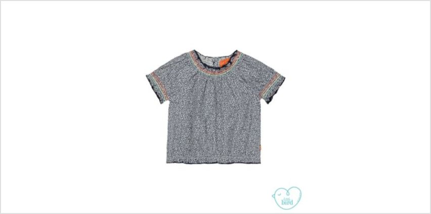 little bird floral smock blouse from Mothercare
