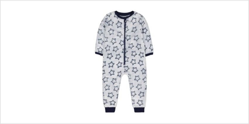 star fluffy walk in sleeper from Mothercare