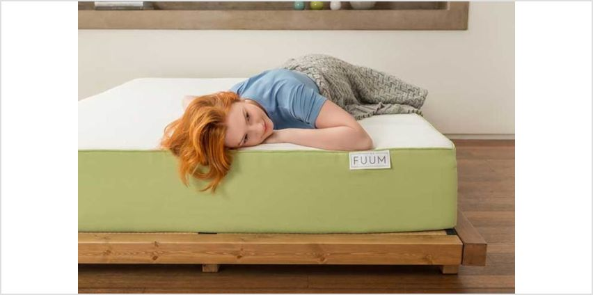 From £139 instead of £379.01 (from FUUM Ltd) for a rejuvenated FUÜM mattress - choose from six options and save up to 63% from Wowcher