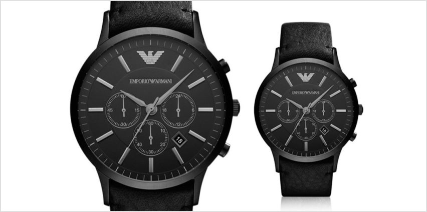 £119 instead of £299 (from Ticara Watches) for men's Armani AR2461 watch - save 60% from Wowcher