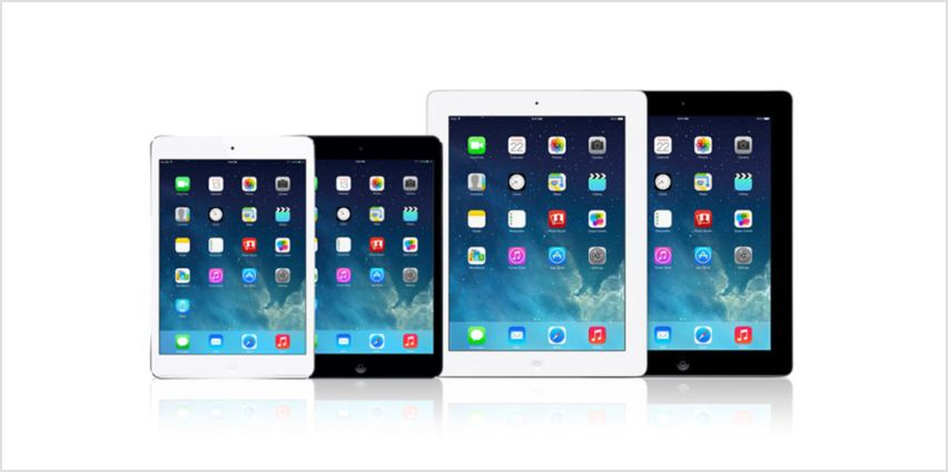 £69 instead of £199.99 (from Renew Electronics) for an Apple iPad 2 or £79 for an Apple iPad Mini - choose from two colours and save up to 65% from Wowcher