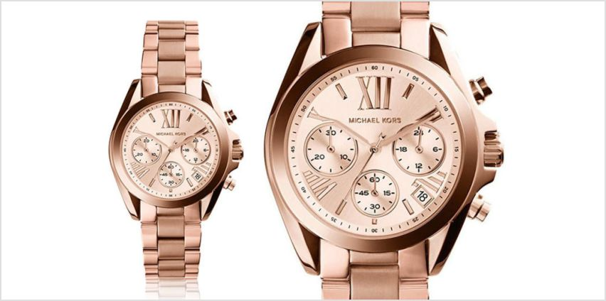 £99 instead of £229 (from Best Watch Company) for a trendy Michael Kors MK5799 watch - save 57% from Wowcher