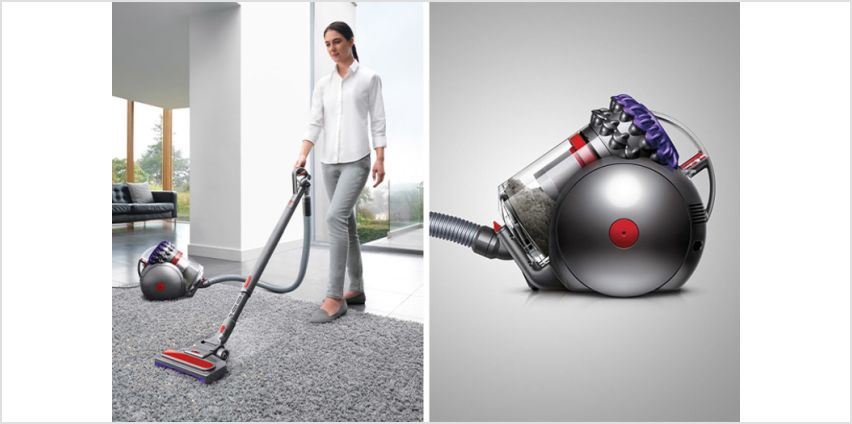 £241 instead of £292.99 (from Trojan Electronics) for a Dyson Big Ball Animal 2 bagless vacuum cleaner - save 18% from Wowcher