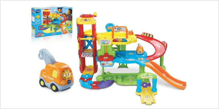£59.99 for a VTech baby Toot-Toot drivers garage toy! from Wowcher