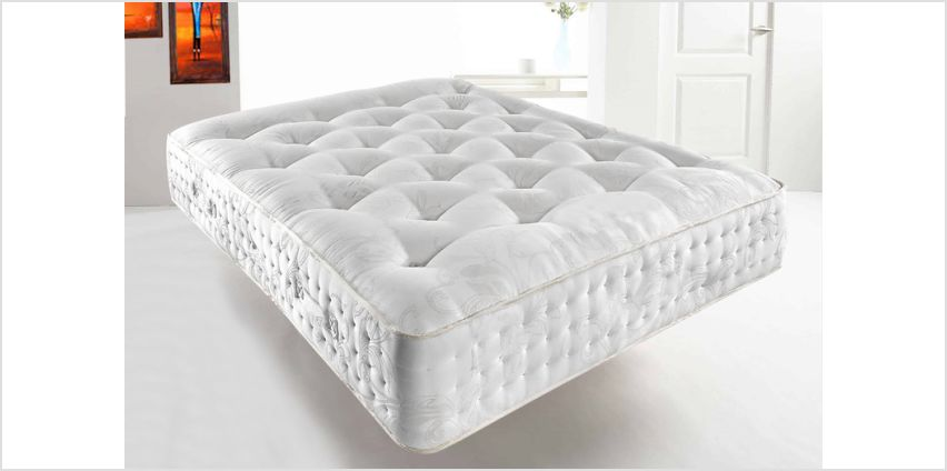 From £199 for a single, small double, double (£249) or king (£279) deluxe 3000 memory pocket sprung mattress from Dreamtouch Mattresses Ltd - save up to 80% from Wowcher