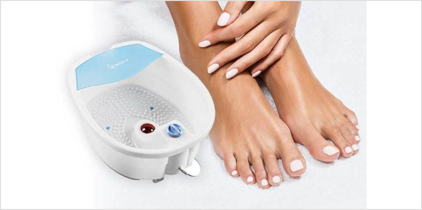 £14.99 instead of £49.99 (from Smart Retail Goods) for a Signature foot spa bath - save 70% from Wowcher