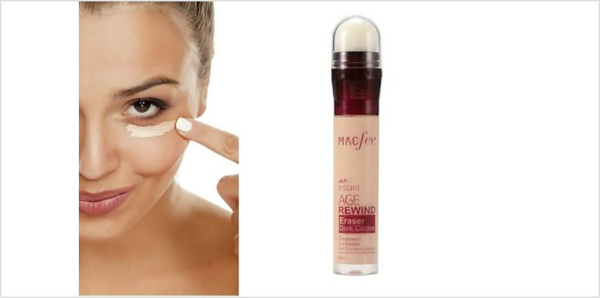 £5.99 instead of £19.99 for a liquid concealer wand from GetGorgeous - save 70% from Wowcher
