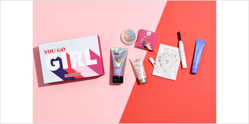 £10 instead of £20 (from Birchbox) for 2 Birchboxes with 10 Branded Beauty Products - save a glowing 50%! from Wowcher