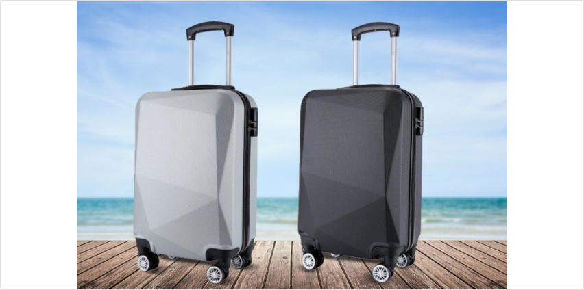 £19.99 instead of £144 (from MC California USA) for a Kalmyk cabin case –save 86% from Wowcher