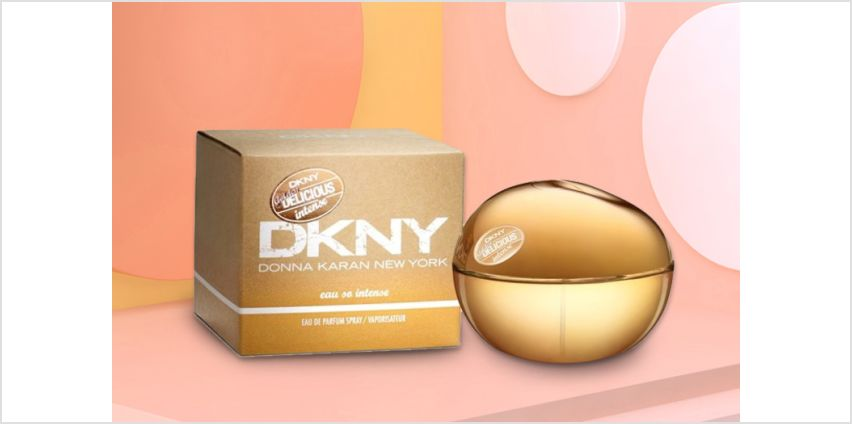 £16.99 instead of £20 for a DKNY Golden Delicious EDP Spray 30ml from Deals Direct - save 15% from Wowcher