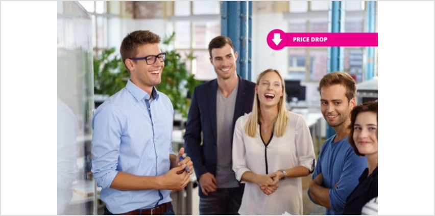 £4.99 instead of £999 for an online leadership & management course from Live Academy Education Limited - save 100% from Wowcher