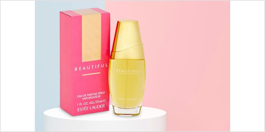 £25 instead of £41for a 30ml bottle of Estee Lauder Beautiful EDP from Deals Direct - save 39% from Wowcher