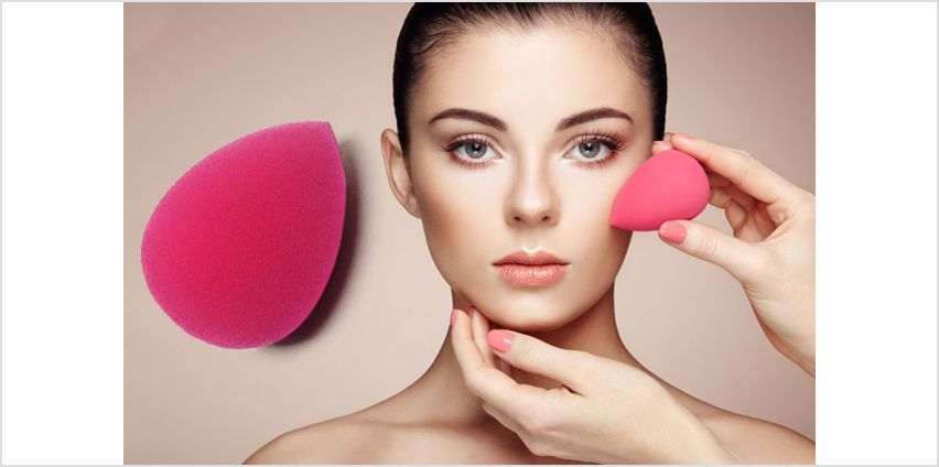 £2.99 instead of £13 (from Forever Cosmetics) for a Miss Pouty makeup sponge - save 77% from Wowcher