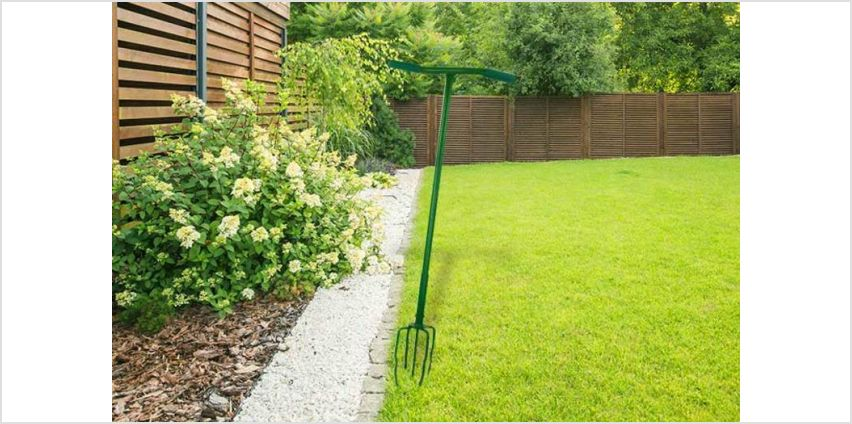 £14.99 instead of £49.97 for a multi-prong garden weed tiller from Who Needs Shops Ltd - save 70% from Wowcher
