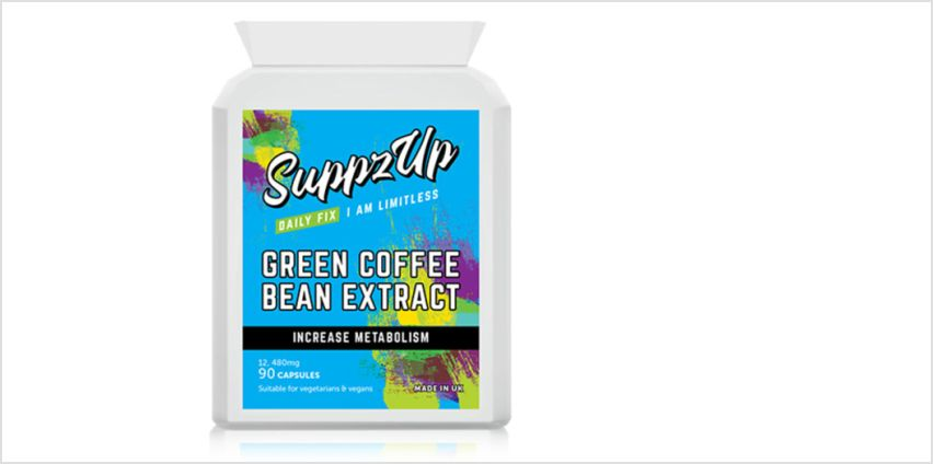 £7.99 instead of £28 (from Forever Cosmetics) for a one month supply* of green coffee bean extract capsules, or a two month supply* for £13.99, or a three month supply* for £19.99 - save up to 71% from Wowcher