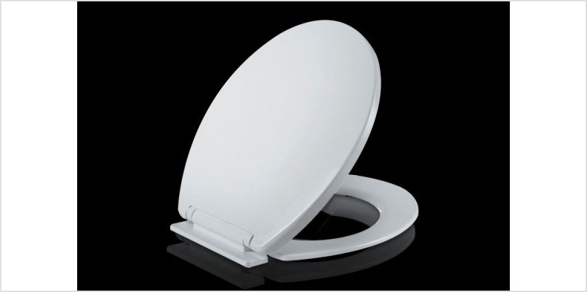 £7.99 instead of £29.99 for a toilet seat with fixings from ViVo Technologies - save 73% from Wowcher