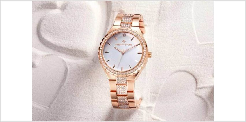 £17.99 (from Timothy Stone) for a ladies luxury Gala watch! from Wowcher
