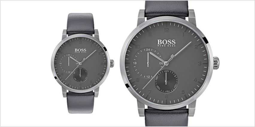 £139 instead of £279 (from Ticara Watches) for a men's Hugo Boss HB1513595 Oxygen watch - save 50% from Wowcher