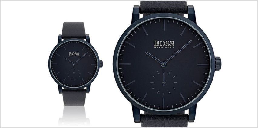 £139 instead of £259 (from Ticara Watches) for a men's Hugo Boss HB1513502 Essence watch - save 46% from Wowcher