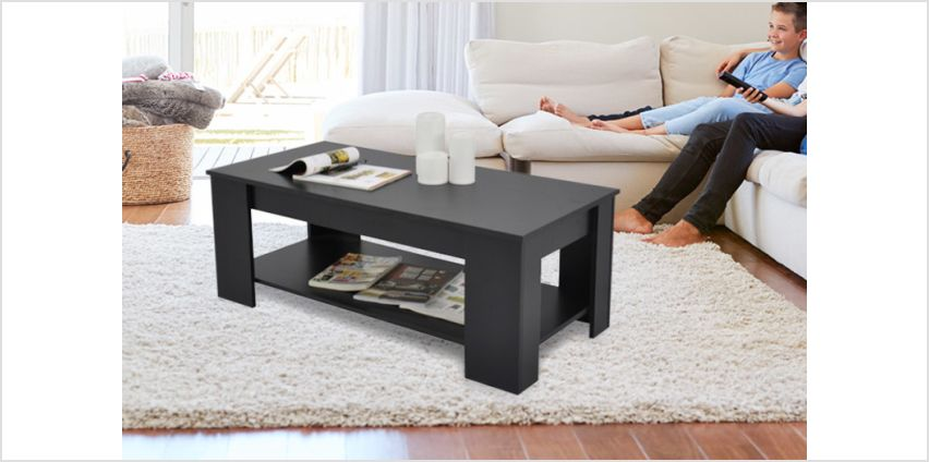 £49 instead of £149 (from Right Deals) for a Kimberly lift-top coffee table - save 67% from Wowcher