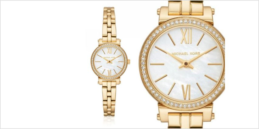 £109 (from Best Watch Company) for a Michael Kors MK3833 petite Sofie bracelet watch from Wowcher