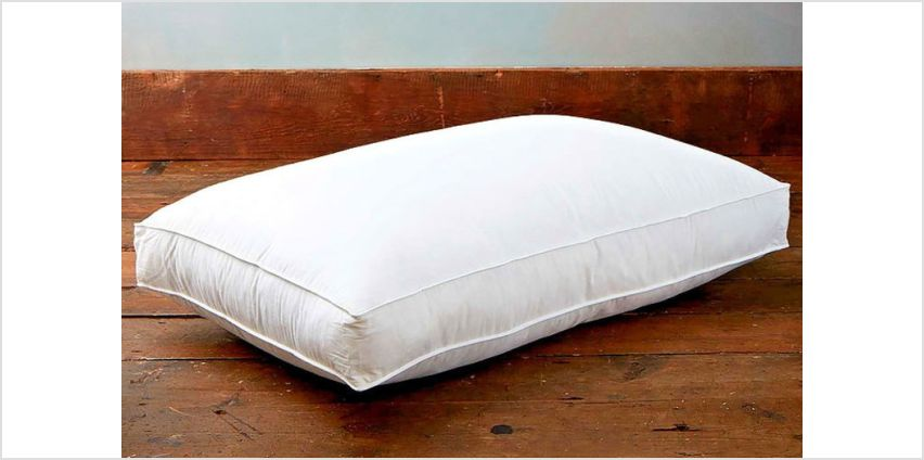 From £7.99 for a deep fill box pillow, £15.99 for a pair from Direct Warehouse Limited - save up to 60% from Wowcher