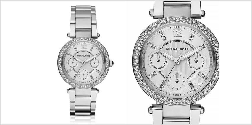 £109 instead of £262.01 (from Ticara Watches) for a Michael Kors MK5615 ladies Blair watch - save 58% from Wowcher