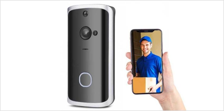 £26 instead of £79.99 (from Wow What Who) for an M12 wireless doorbell - save 67% from Wowcher