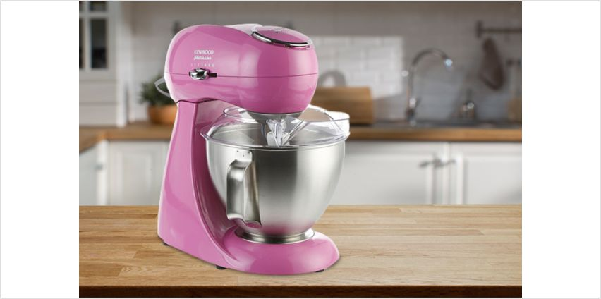 £89.99 instead of £238.05 (from Trojan Electronics) for a Kenwood Pattissier MX316 stand mixer with four litre bowl - save 62% from Wowcher