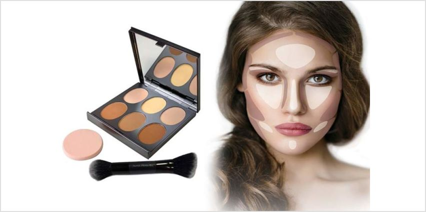 £8 instead of £14.99 (from High Street TV) for a magic mineral contour kit by Jerome Alexander, or £14 for two – save up to 47% from Wowcher