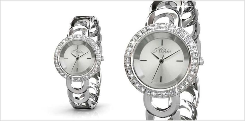 £19 (from 5chic) for a destiny watch – choose from two designs from Wowcher