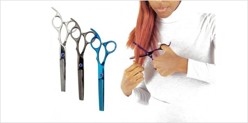 £5.99 instead of £17.99 (from Avant Garde) for a pair of salon high grade hair scissors - save 67% from Wowcher
