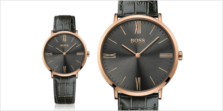 £119 (from Cheap Designer Watches) for a Hugo Boss HB1513372 jackson watch from Wowcher