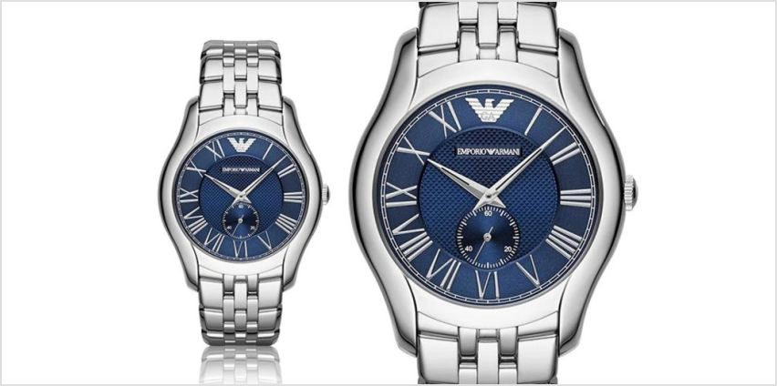 £99 instead of £259 (from Ticara Watches) for an Emporio Armani AR1789 mens watch - save 62% from Wowcher