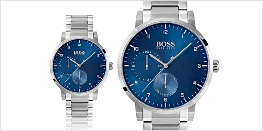 £139 (from Best Watch Company) for a Hugo Boss HB1513597 men's watch! from Wowcher